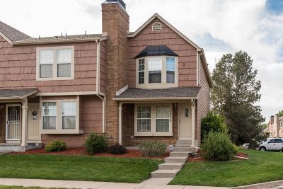 Aurora Condo/Townhouse Active: 16955 East Piedmont Drive #D