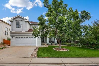 Thornton Single Family Home Under Contract: 12538 Dexter Way