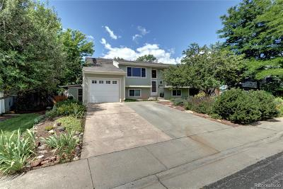 Larimer County Single Family Home Active: 2021 Cindy Court