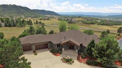 Castle Rock CO Single Family Home Active: $1,200,000