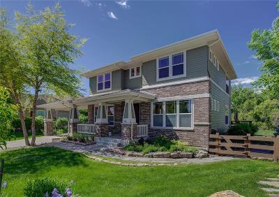 Arvada Single Family Home Under Contract: 17563 West 60th Lane