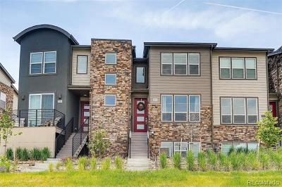 Castle Rock Condo/Townhouse Active: 2586 Meadows Boulevard #B