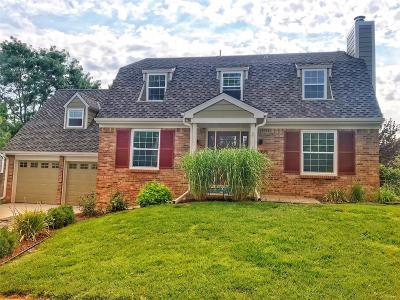 Centennial Single Family Home Under Contract: 6864 South Leyden Court