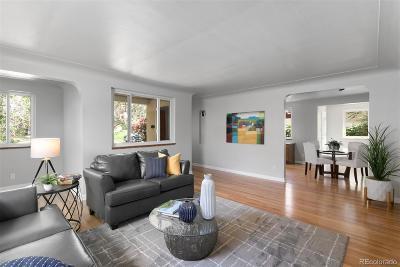 Denver Single Family Home Active: 5151 Meade Street