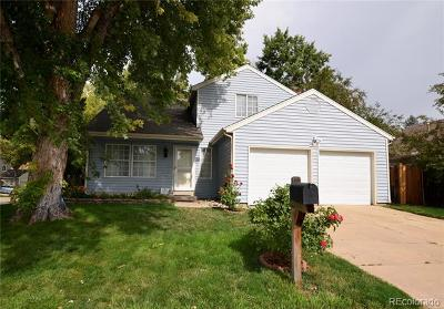 Arvada Single Family Home Active: 8280 Independence Street