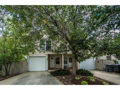 Lafayette Multi Family Home Under Contract: 250-252 South Finch Avenue