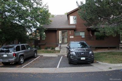 Arvada Condo/Townhouse Active: 8010 Holland Court #B
