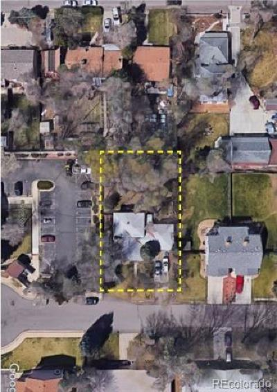 Residential Lots & Land Active: 1685 Cody Street