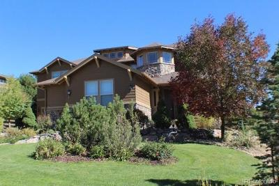 Parker Single Family Home Active: 22447 East Hidden Trail Drive