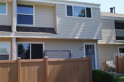 Centennial Condo/Townhouse Active: 4373 East Maplewood Way