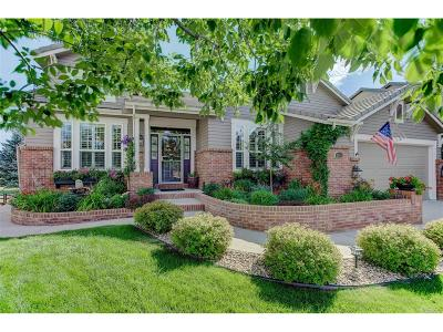 Highlands Ranch Single Family Home Under Contract: 2981 Greensborough Drive