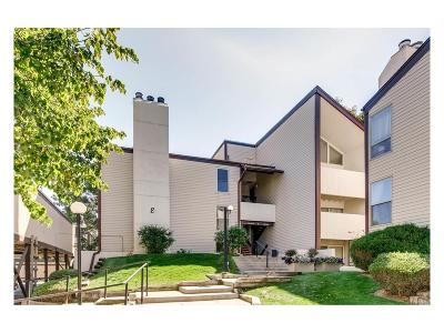 Aurora Condo/Townhouse Active: 3529 South Fairplay Way #3