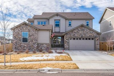 Aurora Single Family Home Active: 5977 South Langdale Court