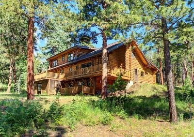 Conifer Single Family Home Active: 29350 Thunderbolt Circle