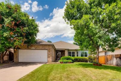 Arvada Single Family Home Under Contract: 16875 West 66th Place