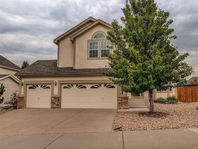 Castle Rock Single Family Home Active: 923 Dales Pony Drive