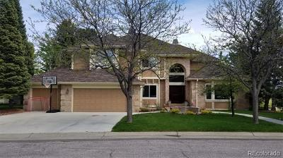 Castle Pines Single Family Home Active: 7752 Oakview Place
