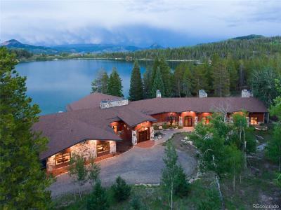 Steamboat Springs Single Family Home Active: 2596 County Road 186