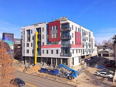 Denver Condo/Townhouse Active: 2374 South University Boulevard #410