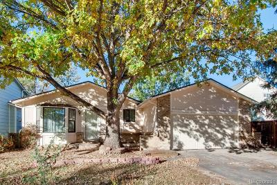 Jefferson County Single Family Home Active: 10567 Garrison Street