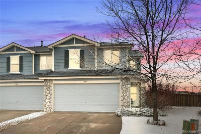 Castle Rock Condo/Townhouse Active: 5864 Turnstone Place