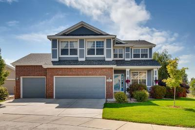 Frederick Single Family Home Under Contract: 3311 Lump Gulch Way