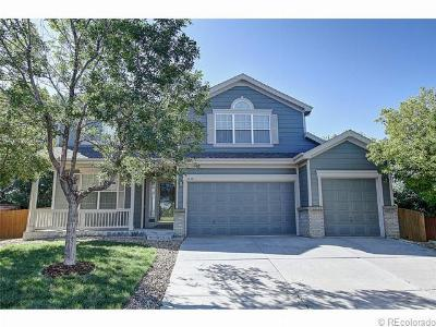 Single Family Home Sold: 2856 South Yampa Way