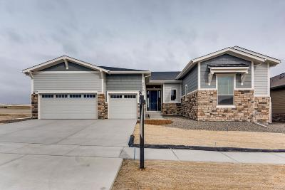 Aurora Single Family Home Active: 22479 East Eads Circle