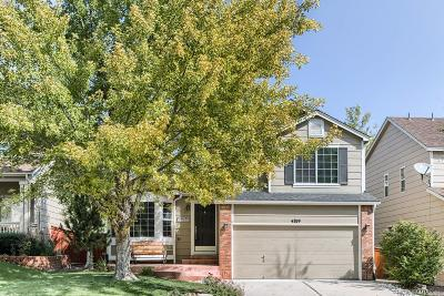 Highlands Ranch Single Family Home Under Contract: 4819 Kingston Avenue