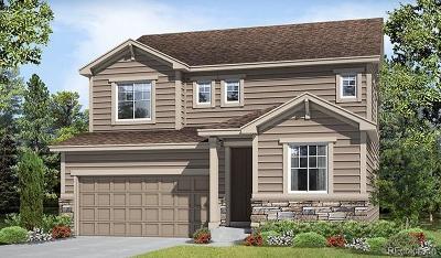 Castle Rock CO Single Family Home Active: $429,927