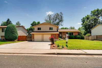 Denver CO Single Family Home Active: $427,900