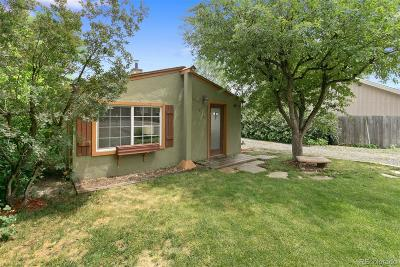 Golden Single Family Home Under Contract: 916 Kilmer Street