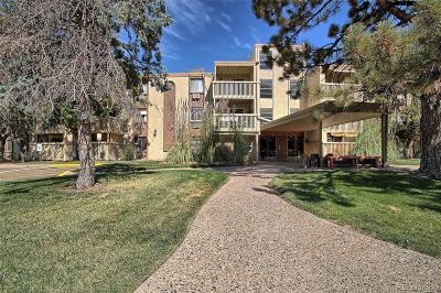 Denver Condo/Townhouse Active: 1306 South Parker Road #175