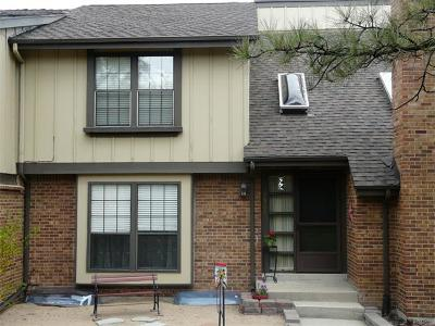 Condo/Townhouse Sold: 7966 East Phillips Circle