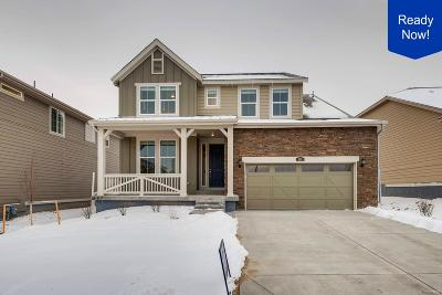 Castle Pines Single Family Home Active: 196 Back Nine Drive