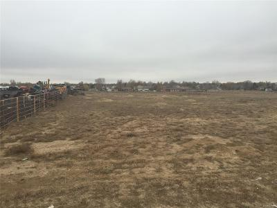 Aurora Residential Lots & Land Active: 18920 East Smith Road