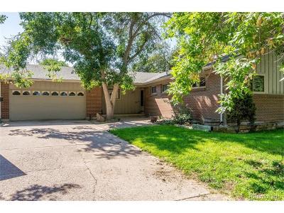 Centennial Single Family Home Active: 6741 South Marion Circle