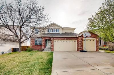 Centennial Single Family Home Active: 4540 South Jebel Court