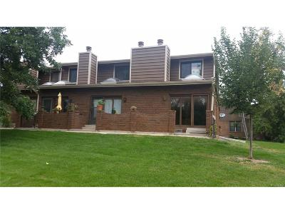 Arvada Condo/Townhouse Under Contract: 11540 West 70th Place