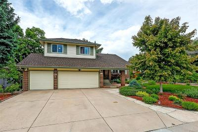 Highlands Ranch Single Family Home Under Contract: 729 Old Stone Drive