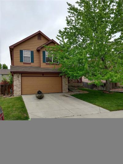 Northglenn Single Family Home Active: 10543 Adams Street