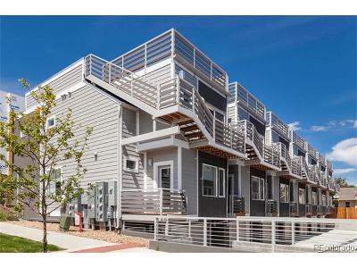 Denver Condo/Townhouse Active: 1541 West 43rd Avenue #11