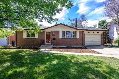 Lakewood Single Family Home Under Contract: 7062 West Alabama Drive