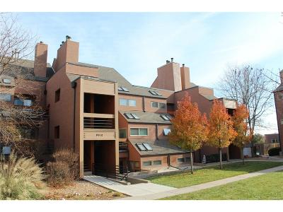 Thornton Condo/Townhouse Under Contract: 8910 Fox Drive #11