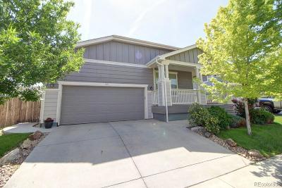 Brighton Single Family Home Under Contract: 414 Hedgerow Way