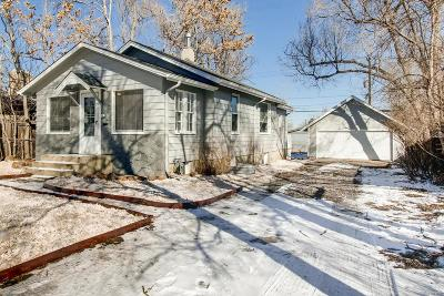 Edgewater Single Family Home Under Contract: 2090 Fenton Street