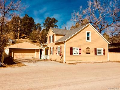 Elbert County Single Family Home Under Contract: 24379 Main Street