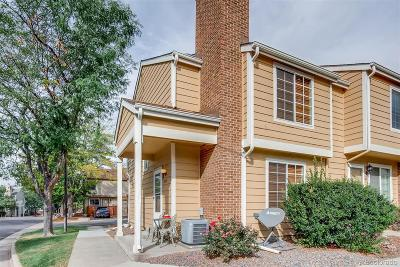 Highlands Ranch Condo/Townhouse Under Contract: 870 Summer Drive