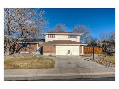 Lakewood Single Family Home Under Contract: 9183 West Warren Drive