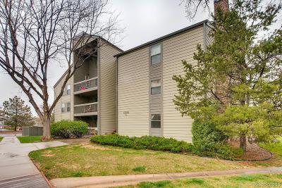Littleton Condo/Townhouse Active: 4896 South Dudley Street #4-4